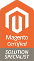 magento certified solution specialist - the page you get after pass the exam