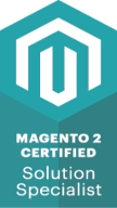 MCSS2 Magento 2 Certified Solution Specialist badge