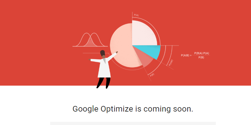 Google Optimize – making your first experiment