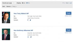 APH website screenshot